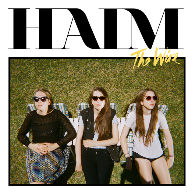 HAIM The Wire (Farhot Remix) album cover