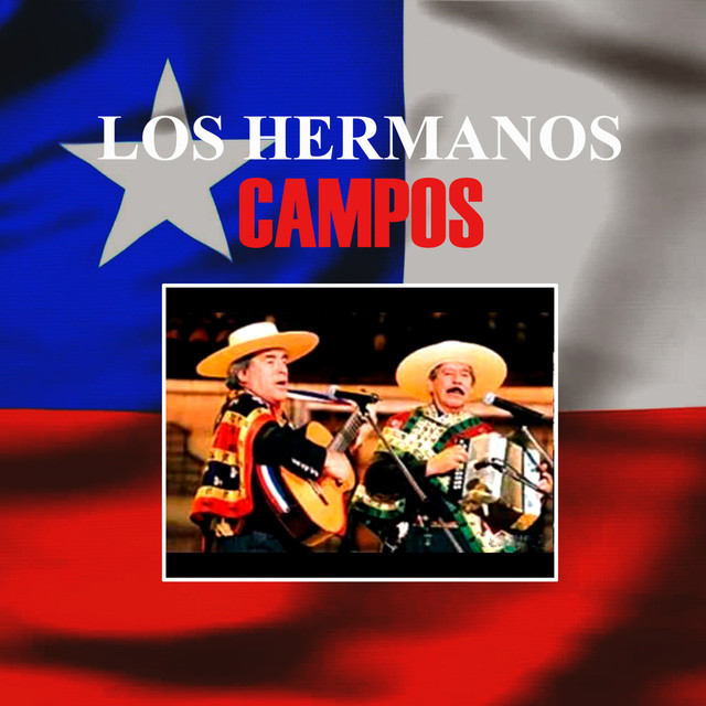 Album cover for En Vivo by Los Hermanos Campos