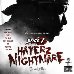 Haterz Nightmare album