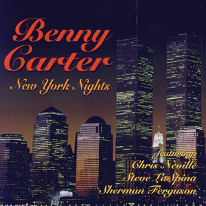 Benny Carter What Is This Thing Called Love cover