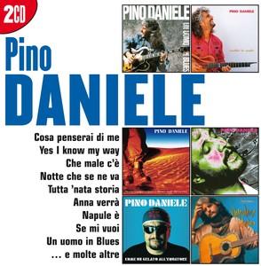 I Grandi Successi: Pino Daniele Albumcover