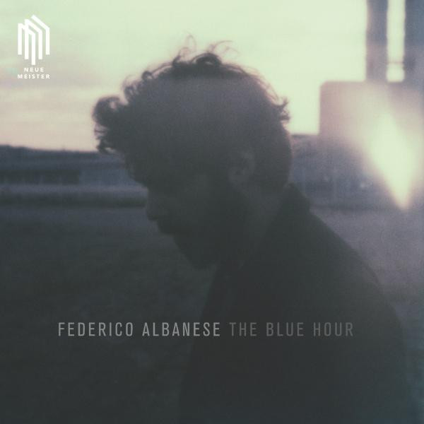 Album cover for The Blue Hour by Federico Albanese