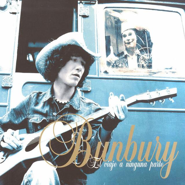 Bunbury El viaje a ninguna parte album cover