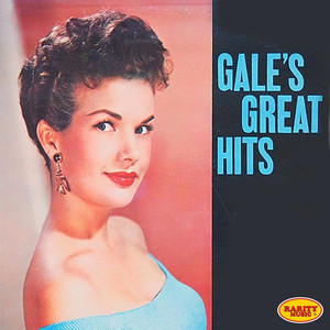 Gale's Great Hits album