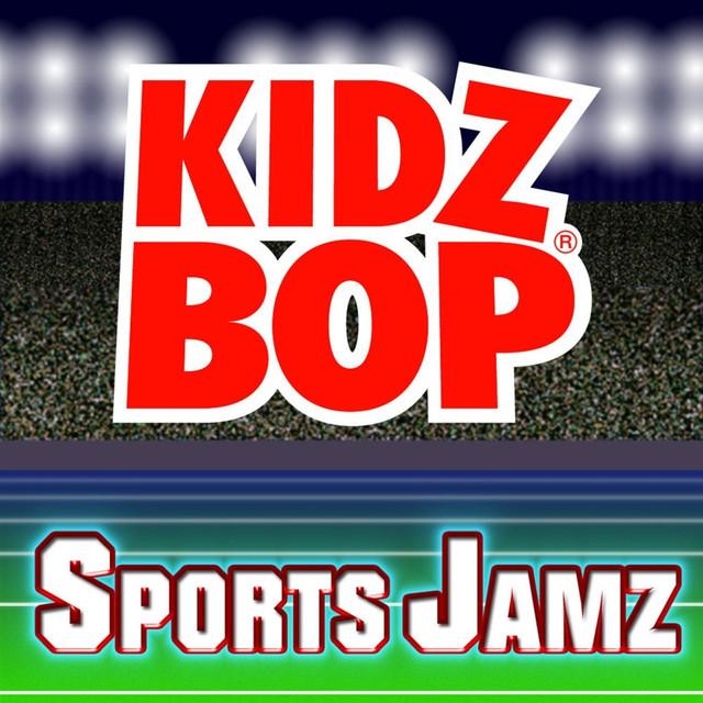 Kidz Bop Kids Sports Jamz album cover