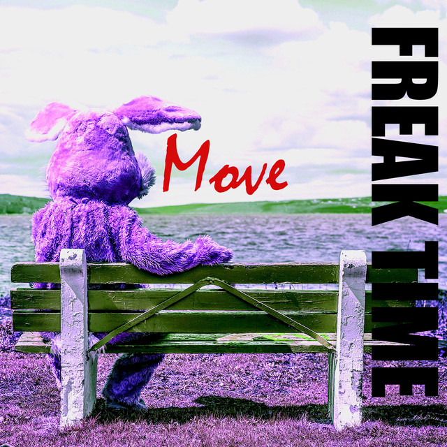 Album cover for Move by Freak Time