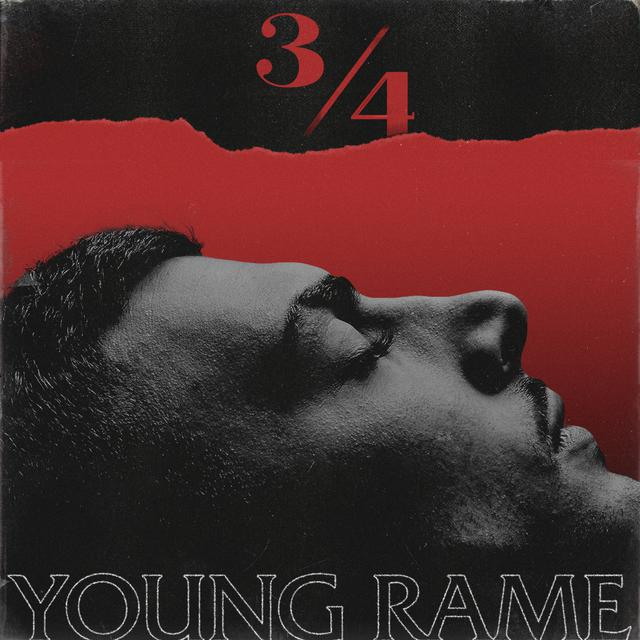Album cover for 3/4 by Young Rame