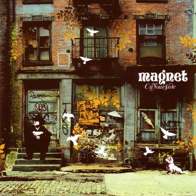 Album cover for On Your Side by Magnet