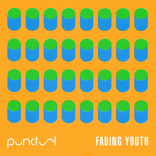 Album cover for Fading Youth - EP by Punctual