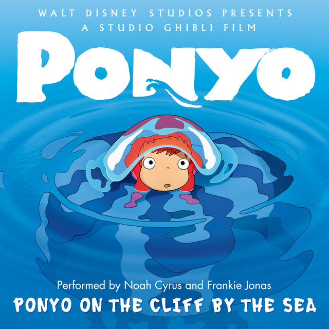 Ponyo On the Cliff By the Sea, a song by Noah Cyrus ...