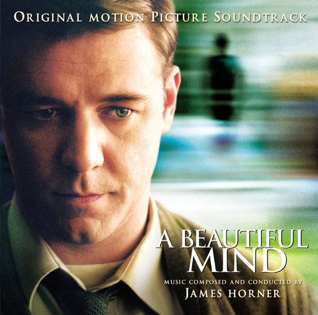 A Beautiful Mind (Soundtrack) Albumcover