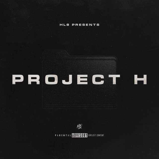 Album cover for Project H by HL8