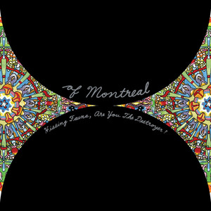 of Montreal The Past Is a Grotesque Animal cover