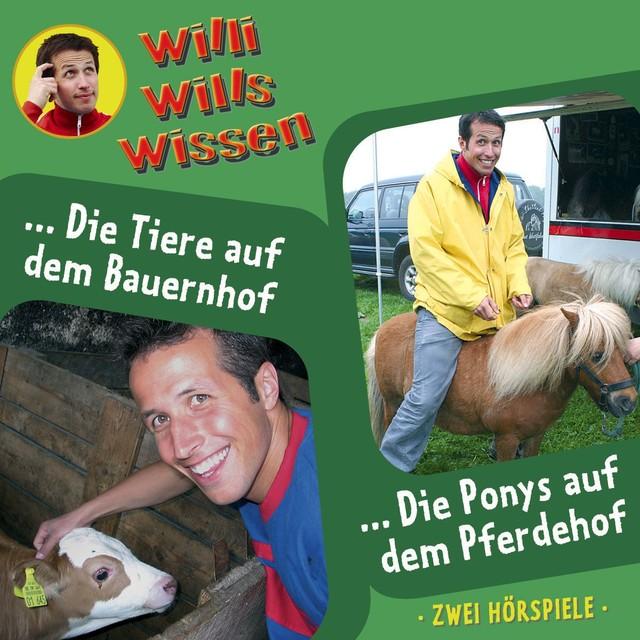 Die Tiere auf dem Bauernhof / Die Ponys auf dem Oferdehof
