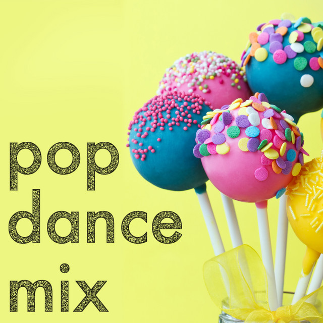 Album cover for Pop Dance Mix by Various Artists