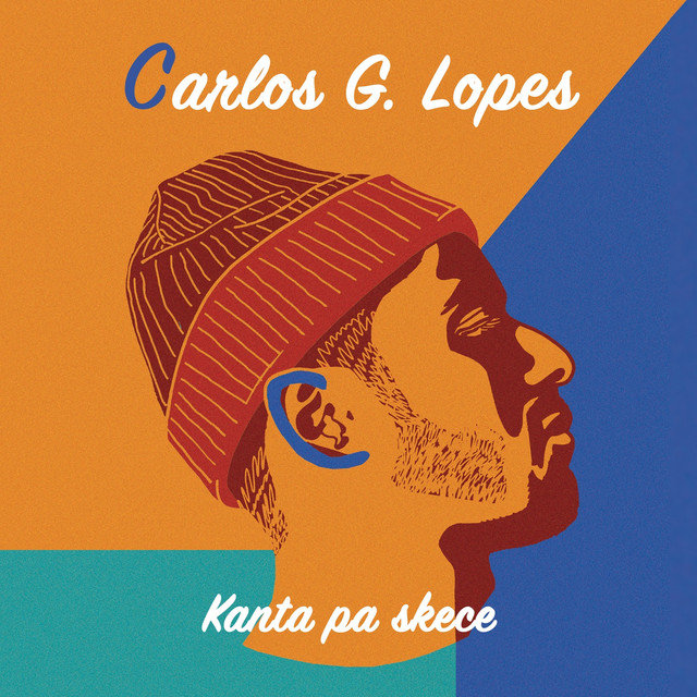 Album cover for Kanta Pa Skece by Carlos G. Lopes