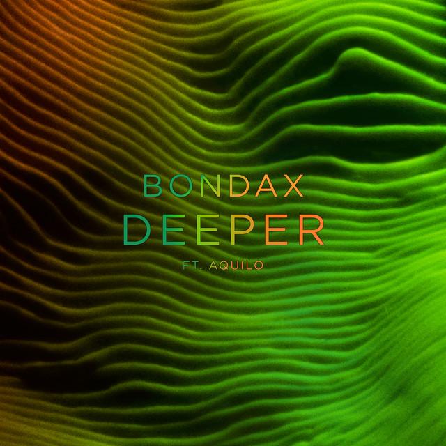 Bondax, Aquilo - Deeper image cover