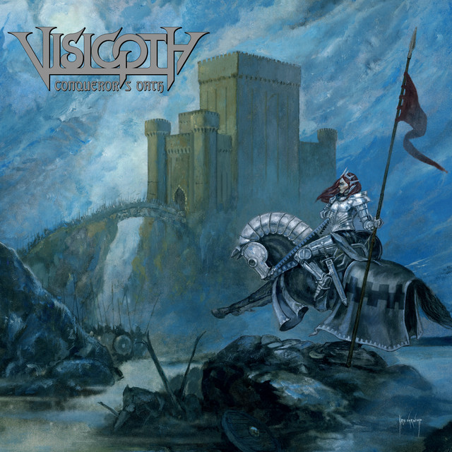 Album cover for Conqueror's Oath by Visigoth