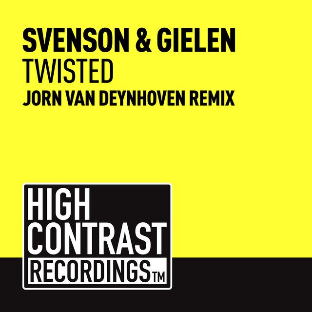 Twisted (Jorn Van Deynhoven Remix)
