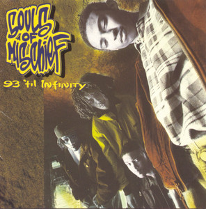 Souls of Mischief, Pep Love That's When Ya Lost cover