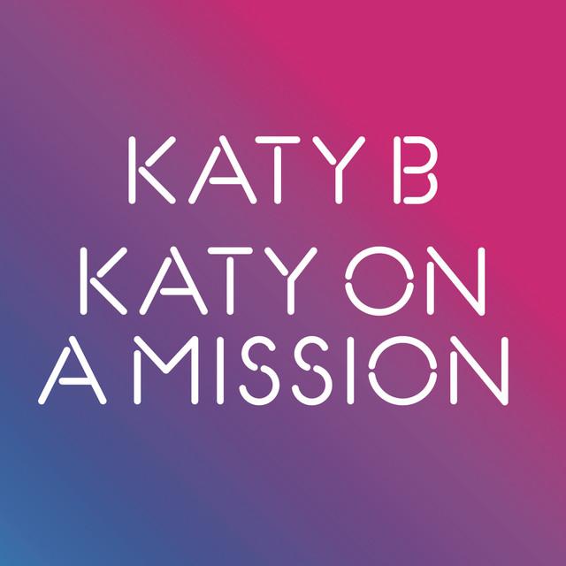 Katy B Katy On a Mission album cover