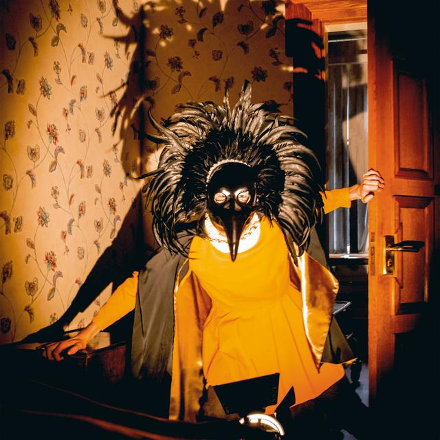 Album cover for Strange Creatures by Drenge