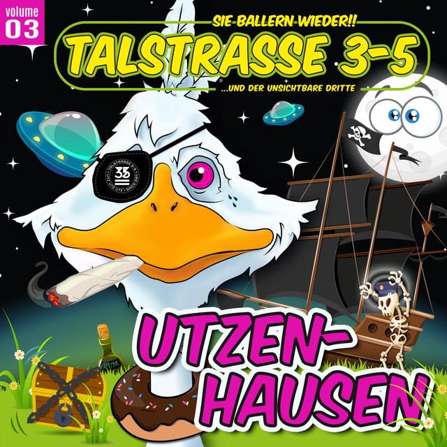 Album cover for Utzenhausen by Talstrasse 3-5