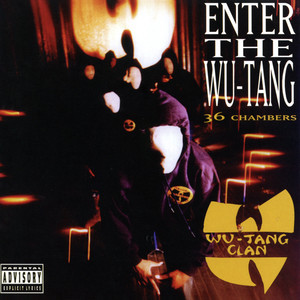Enter The Wu-Tang Albumcover