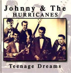 Johnny and The Hurricanes, Johnny, The Hurricanes Ja Da cover