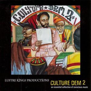 Culture Dem 2 Albumcover