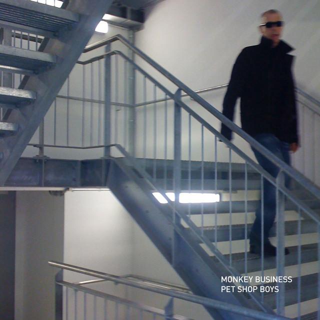 Pet Shop Boys - Monkey business (radio edit) cover