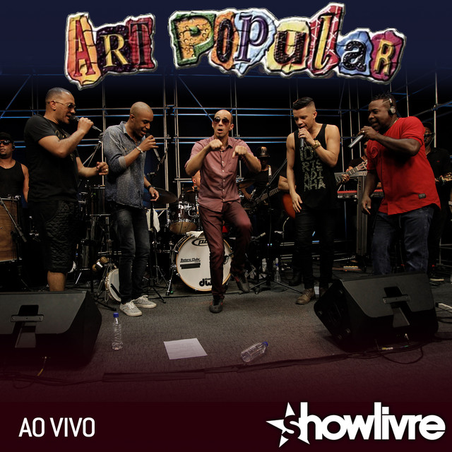 Art Popular no Estúdio Showlivre (Ao Vivo)