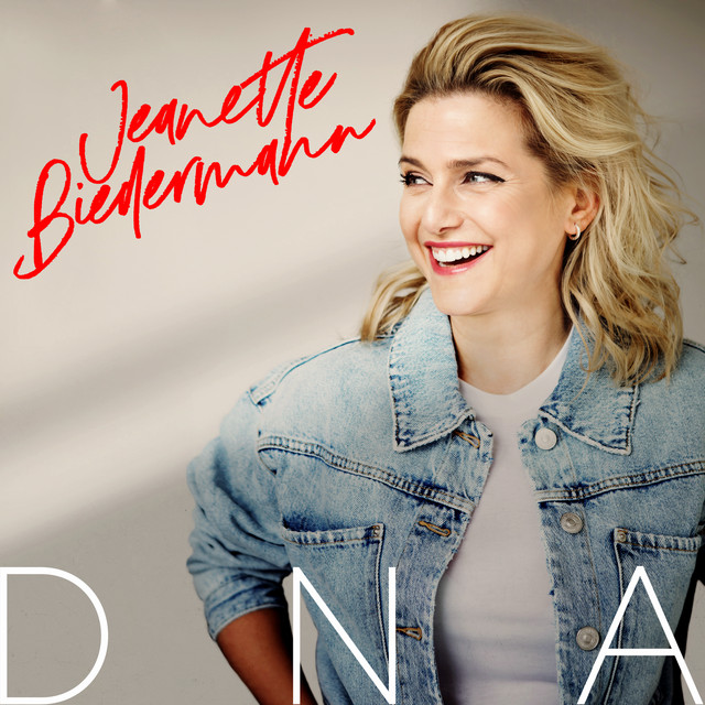 Album cover for DNA by Jeanette Biedermann