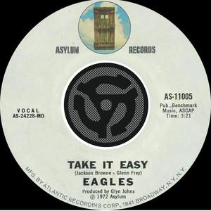 Take It Easy / Get You In The Mood [Digital 45] Albümü