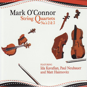 Mark O'Connor: String Quartets No.'s 2 & 3 album