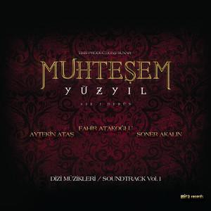 Muhteşem Yüzyıl Vol.1 (Orijinal Dizi Müzikleri) Albümü