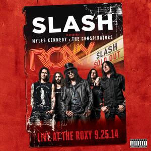 Live At The Roxy 09.25.14 album