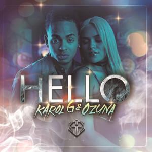 Karol G, Ozuna Hello cover