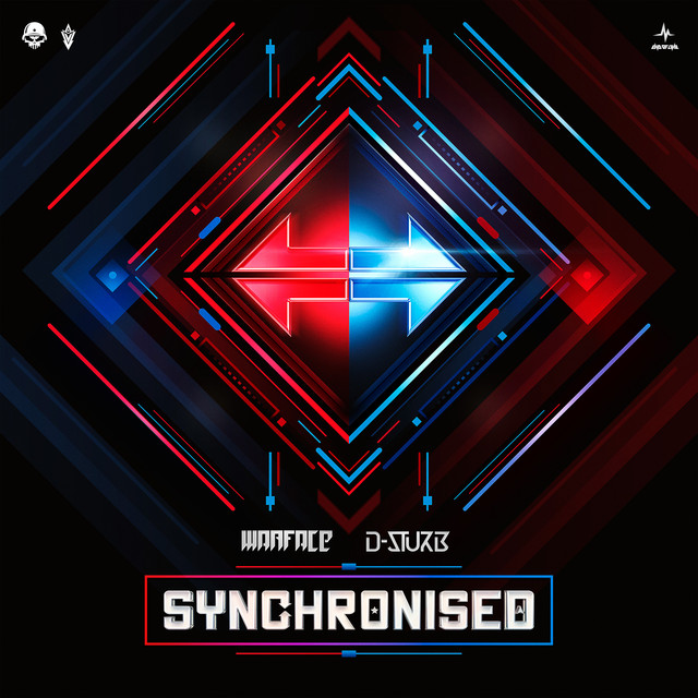 Album cover for Synchronised by Warface, D-Sturb