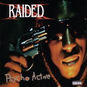 Psycho Active Albumcover