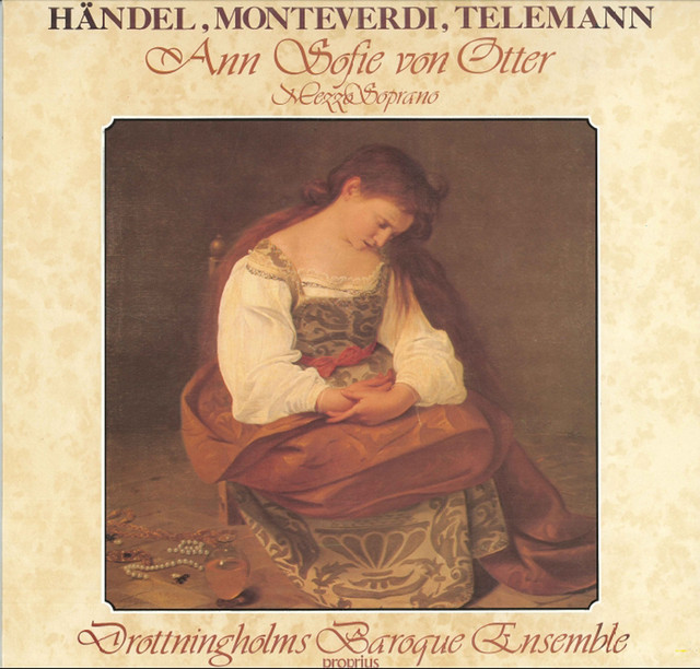Händel, Monteverdi, Telemann: Arias