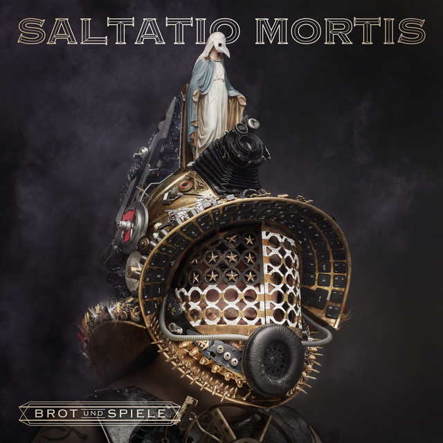Album cover for Brot und Spiele (Deluxe) by Saltatio Mortis