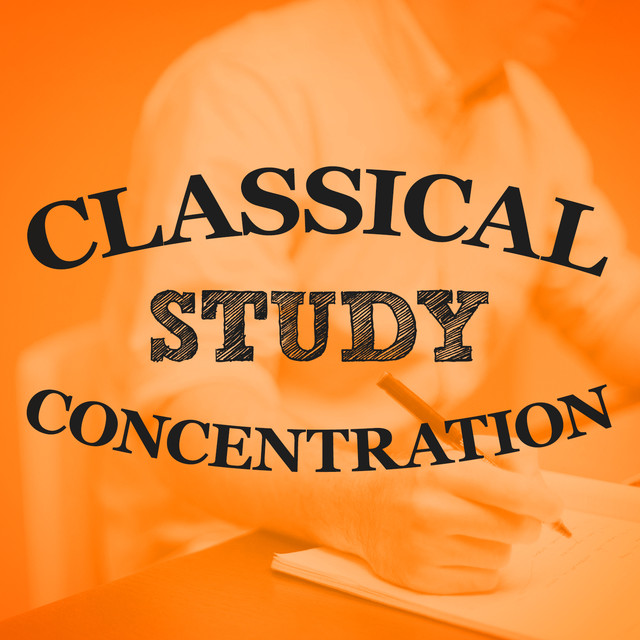 Classical Study Concentration Albumcover