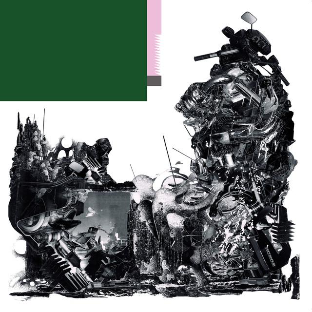 Skivomslag för Black Midi: Schlagenheim