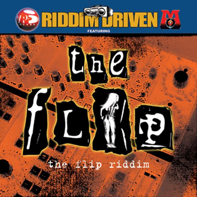Various Artists Riddim Driven: The Flip album cover