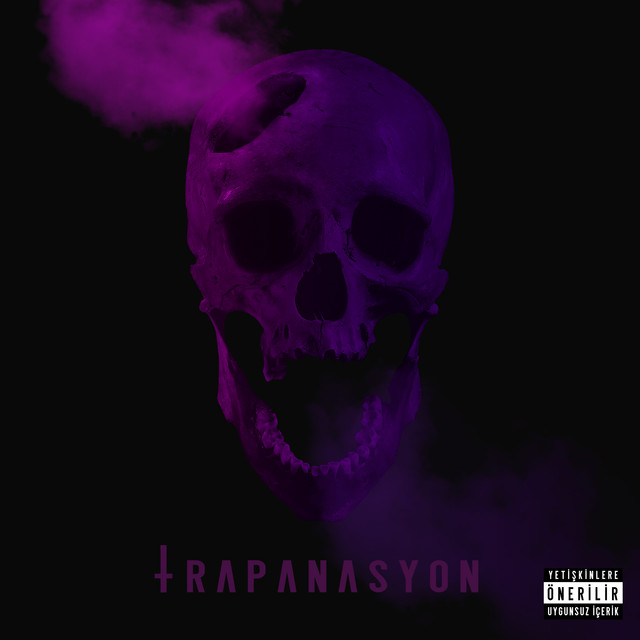 Album cover for Trapanasyon by Ceg