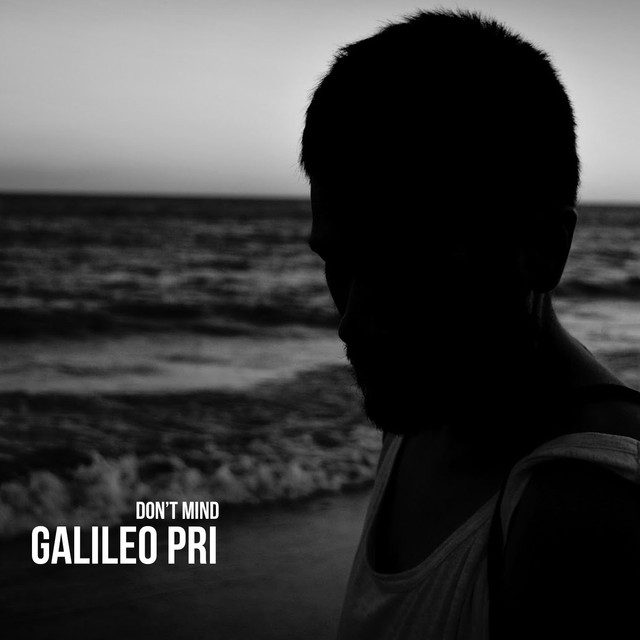 Album cover for Don't Mind by Galileo Pri