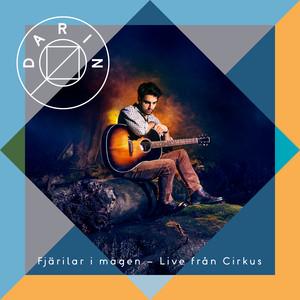 Fjärilar i magen (Live från Cirkus) album