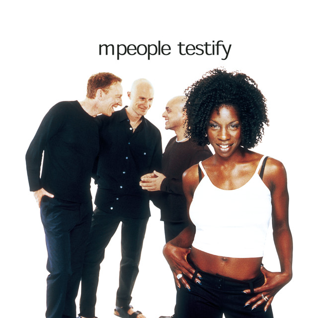 M People Testify album cover