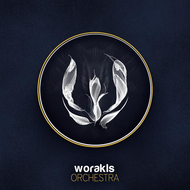 Album cover for Orchestra by Worakls